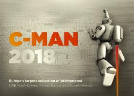 Каталог C-MAN 2018