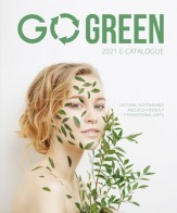 GO GREEN Catalogue 2021